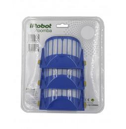 iRobot® Pack de 3 filtros Aerovac y 3 cepillos laterales