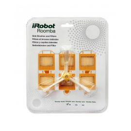 iRobot® Pack 3 cepillos laterales y 6 filtros Roomba serie 700