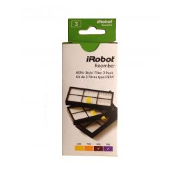 iRobot® Conjunto de 3 filtros para Roomba série 800 e 900