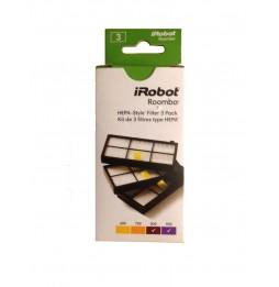 iRobot® Packung mit 3 Filter für Roomba 800 Serie und 900