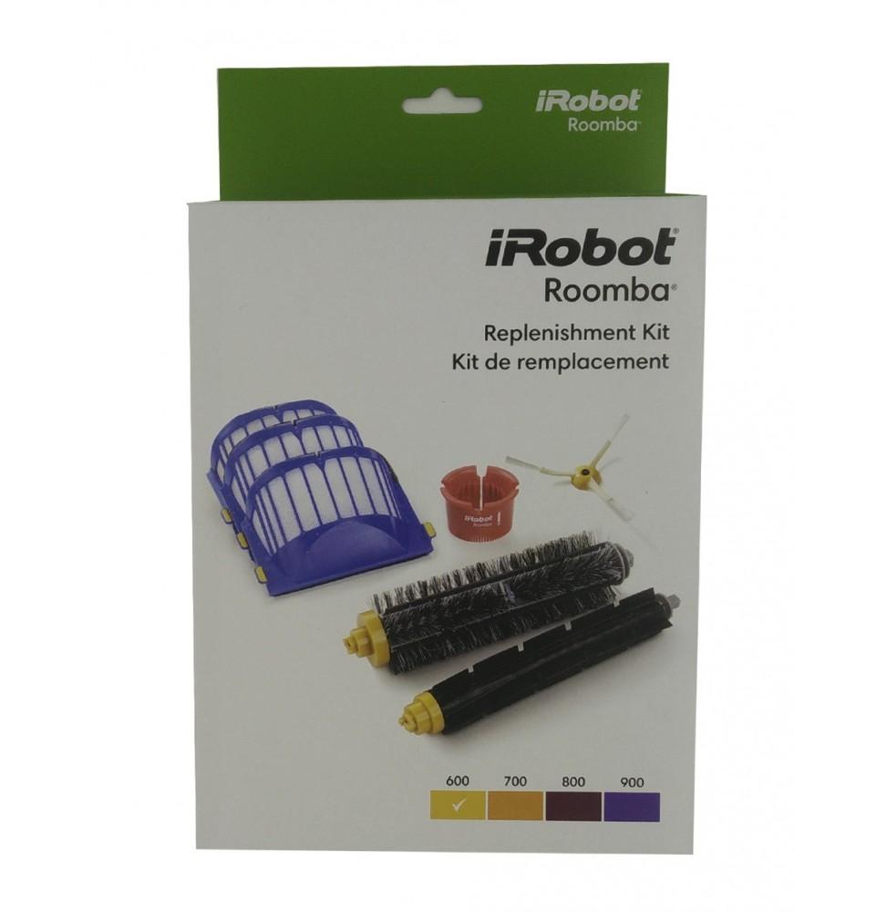 iRobot® Pack completo - Roomba serie 600