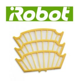 iRobot® Pack 3 500 filtros da série