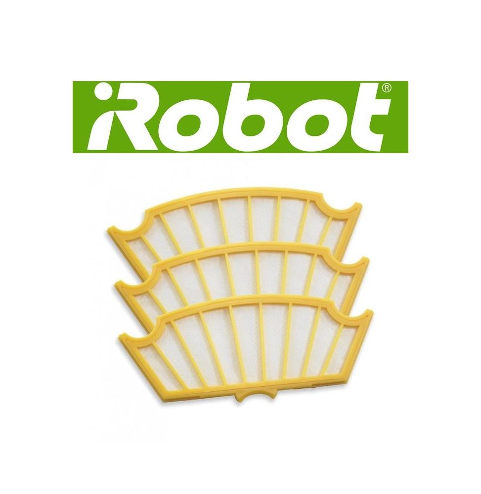 iRobot® Pack de 3 filtros serie 500