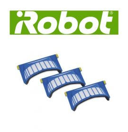 iRobot® kit 3 filtri Aerovac