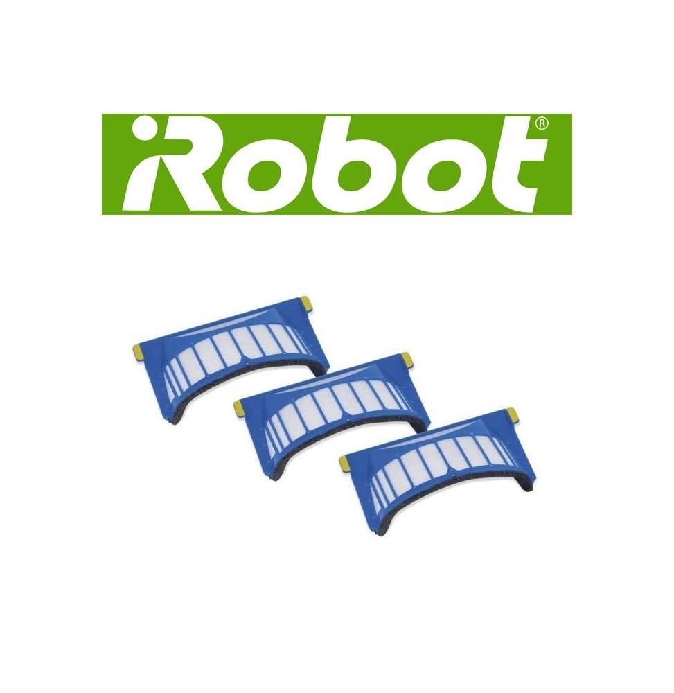iRobot® Pack 3 filtros Aerovac