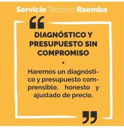 Diagnostico problemas - Servicio Técnico Roomba España