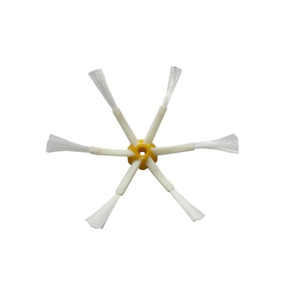 Cepillo lateral de 6 aspas - serie 500