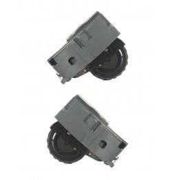Kit esquerda e direita da roda - série Roomba 500, 600 e 700
