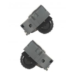 Set de roue gauche et droite - Roomba série 500, 600 et 700