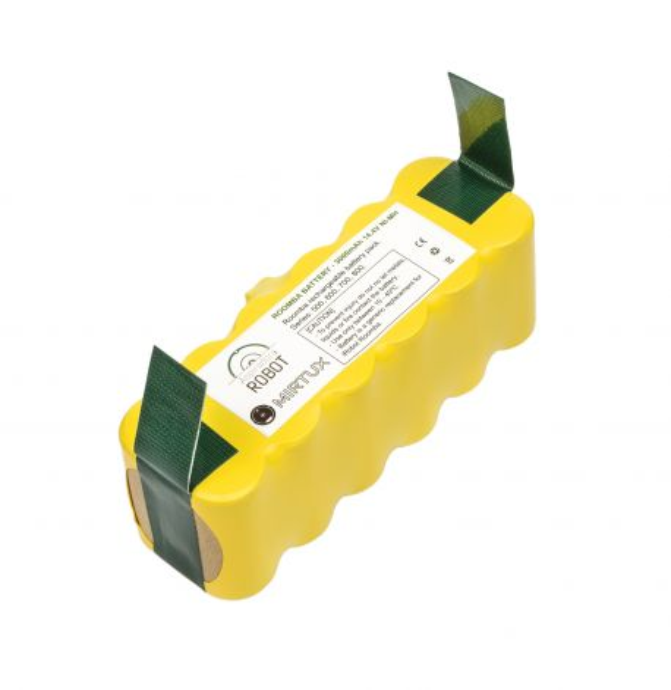 batterie roomba série 500, 600, 700, 800.