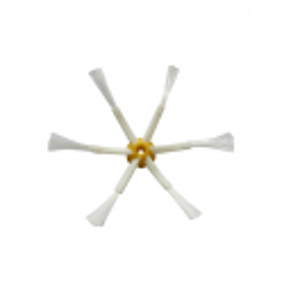 Cepillo lateral de 6 aspas - serie 600