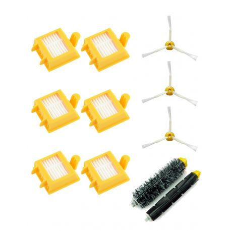 Roomba Cacuum Parts - PACK 9: Serie 700